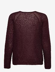 Max Mara Leisure - NORD - pullover - wine-coloured - 1