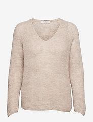 Max Mara Leisure - GATTONI - sweaters - beige - 0
