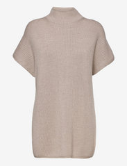 Max Mara Leisure - OBLATO - knitted dresses - beige - 0