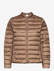 Max Mara Leisure - LISA - down- & padded jackets - turtledove - 0