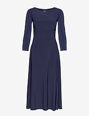Max Mara Leisure - SKIPPER - kietaisumekot - midnightblue - 0