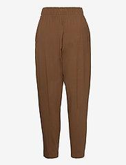 Max Mara Leisure - PIERA - casual trousers - golden green brown - 1