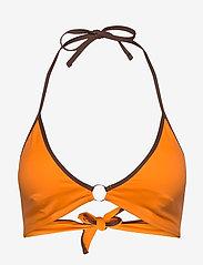 Max Mara Leisure - 1LIUTO - bikini tops - orange - 0