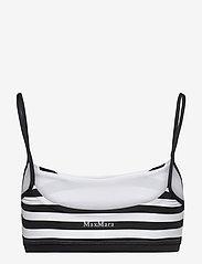 Max Mara Leisure - 1SUPERB - bikini tops - black - 1