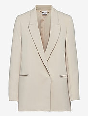 Max Mara Leisure - AIA - oversize blazers - pearl grey - 0