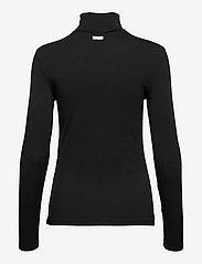 Max Mara Leisure - DEDE - long-sleeved tops - black - 1