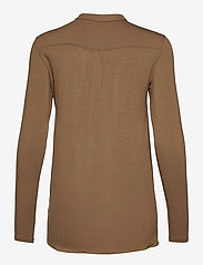 Max Mara Leisure - HAITI - long sleeved blouses - golden green brown - 1