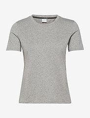 Max Mara Leisure - VAGARE - t-shirts & tops - light grey - 0