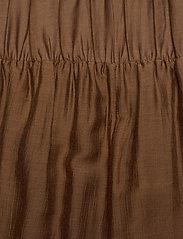 Max Mara Leisure - GREENH - wide leg trousers - brown - 2