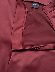 Max Mara Leisure - ENFASI - straight leg trousers - brick red - 4