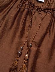 Max Mara Leisure - FAREA - long sleeved blouses - brown - 2