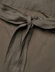Max Mara Leisure - AZOTO - robes maxi - kaki - 5