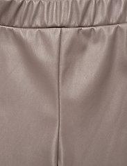 Max Mara Leisure - RANGHI - leather trousers - turtledove - 2