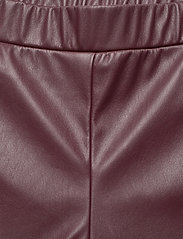 Max Mara Leisure - RANGHI - lederhosen - wine-coloured - 2
