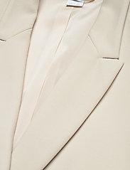 Max Mara Leisure - AIA - oversize blazers - pearl grey - 2