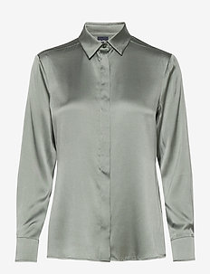 EXTRA - langärmlige hemden - water