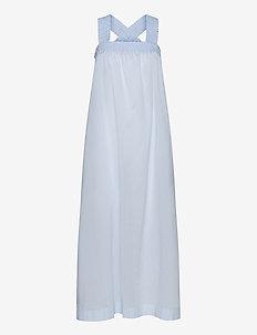 CAPPA - maxi sukienki - light blue