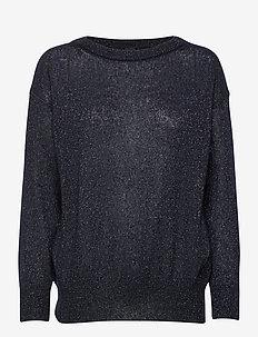 PILADE - pullover - navy