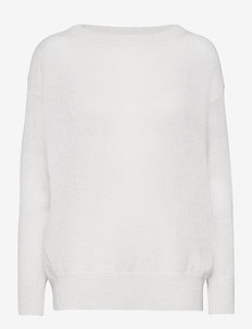 PILADE - sweaters - white