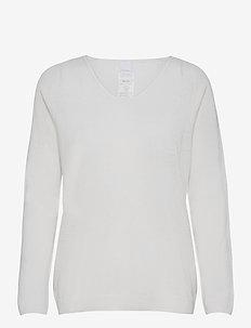 SMIRNE - sweaters - white