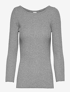 FADO - pullover - medium grey