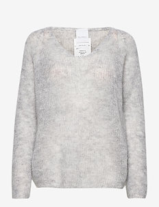 NORD - jumpers - pearl grey