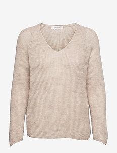 GATTONI - sweaters - beige
