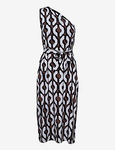 MUSICA - cocktail dresses - brown