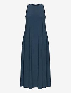 FISCHIO - maxi dresses - navy