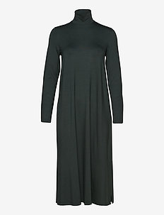 LARGE - maxi dresses - dark green