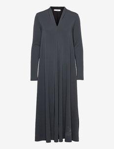 CALADIO - midi dresses - dark grey