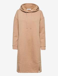 PILARD - midi dresses - camel