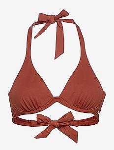 1FRONDA - bikini tops - orange