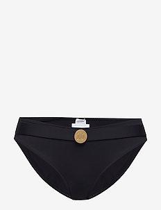2ZIRCON - bikini hosen - black
