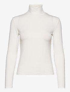 FRESIS - langærmede toppe - white