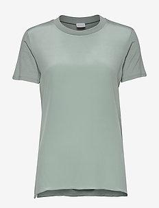 GENE - t-shirts - pastel green