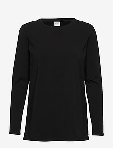 LAWIA - basic t-shirts - black