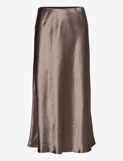 ALESSIO - midi skirts - turtledove