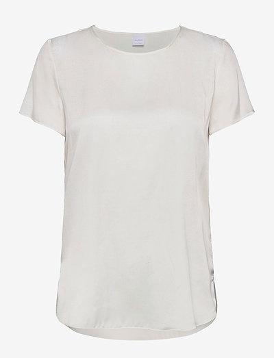 CORTONA - short-sleeved blouses - white