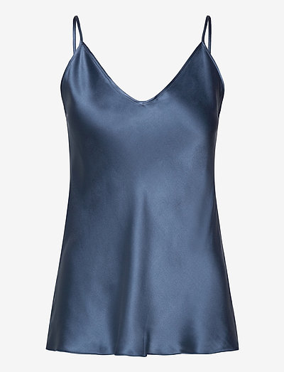 LUCCA - sleeveless blouses - ultramarine