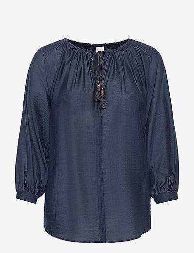 FAREA - long sleeved blouses - avio