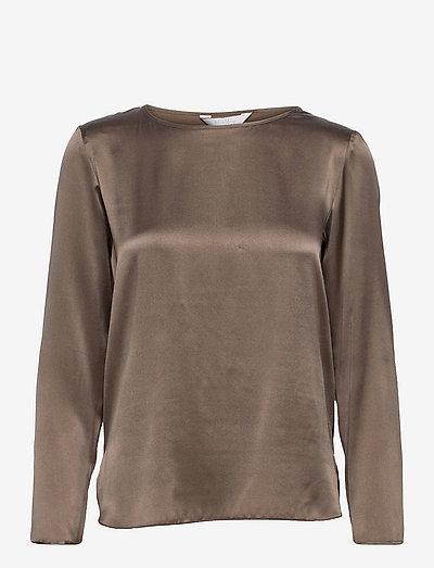 MOLDAVA - long sleeved blouses - turtledove