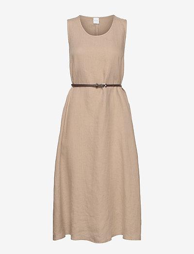 NETTUNO - midi dresses - dove grey