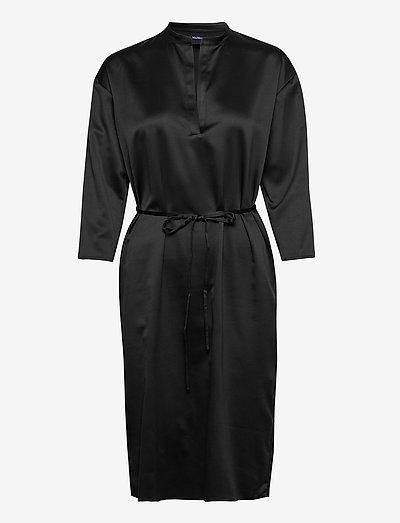 ORCA - midi dresses - black