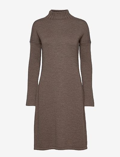 NAVILE - midi dresses - turtledove