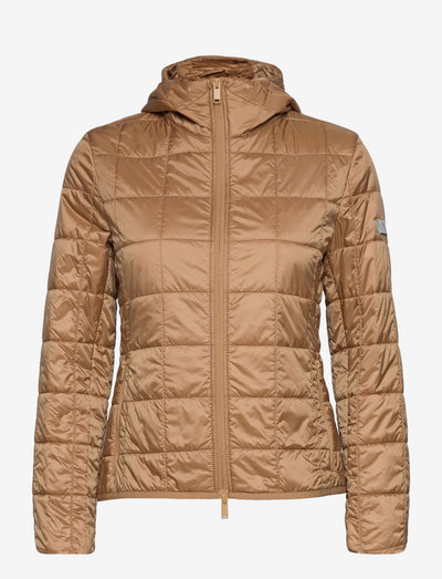 PITTORE - quilted jackets - camel