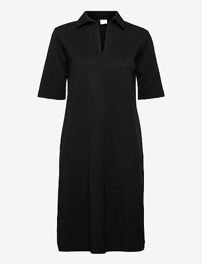 ENFASI - midi dresses - black