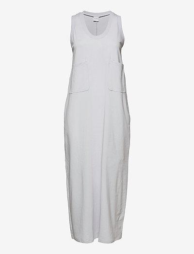 BAGAGLI - maxi dresses - light grey
