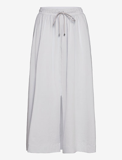 RADAR - midi skirts - light grey