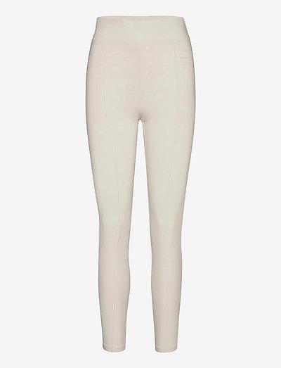 BAHAMAS - leggings - white